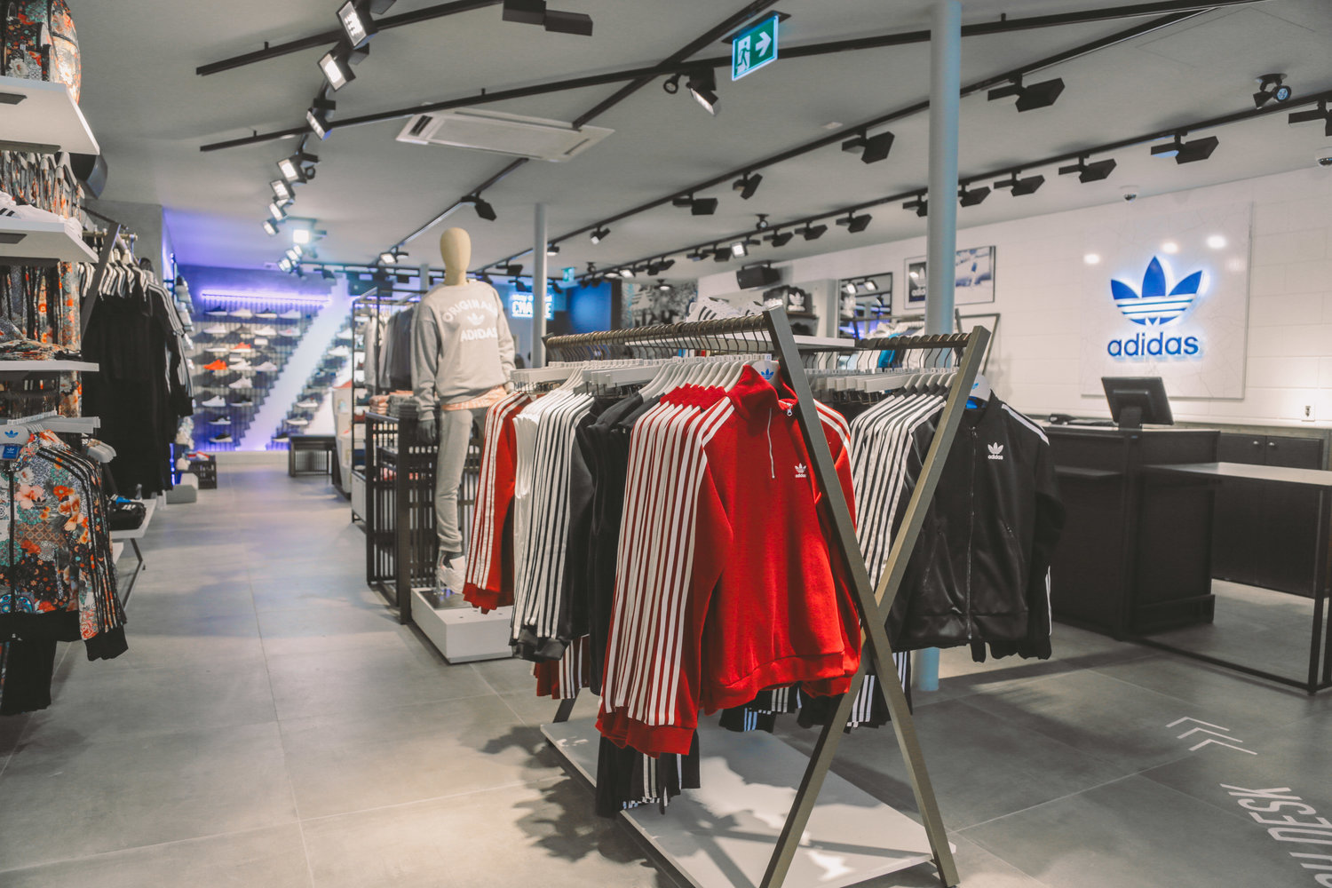 12d487f1baa The New Adidas Store On Queen Street Is A Celebration Of Toronto s ...