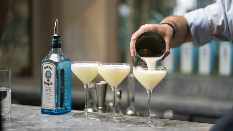 Bombay Sapphire - Most imaginative bartender competition
