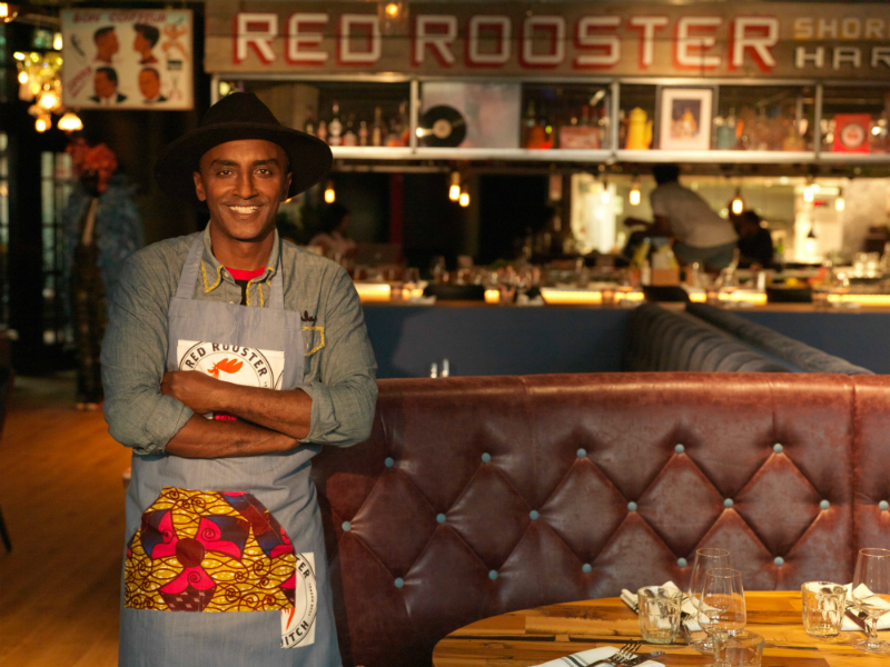 Marcus Samuelsson red rooster the curtain