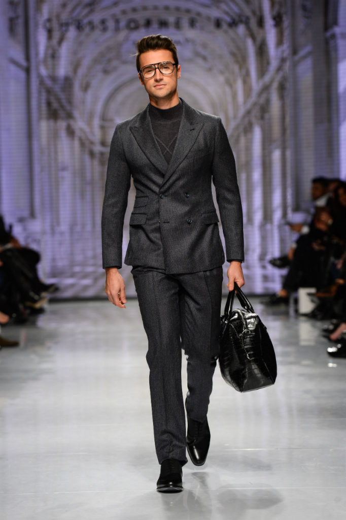 Christopher Bates menswear fashion runway