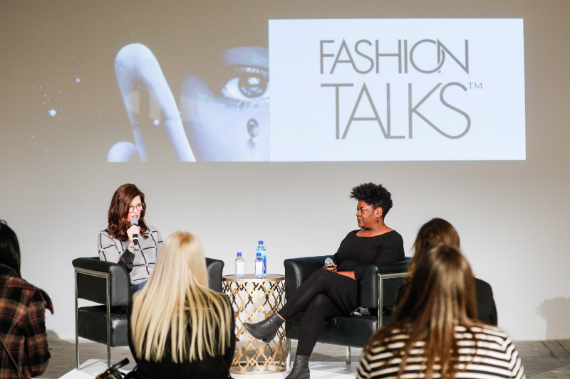 Toronto fashion week fashion talks